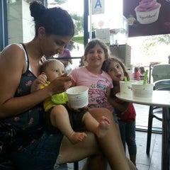 Photo taken at Yogurtland by Oren B. on 9/21/2012
