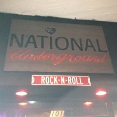 Photo taken at National Underground by Emily C. on 5/19/2013