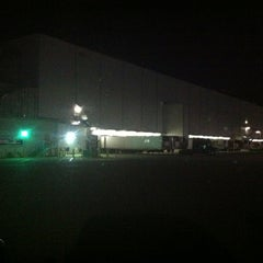 Photo taken at Walmart Grocery Distribution Center by Robert W. on 10/8/2012