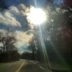 Photo taken at Rye Nature Center by Juan E. on 10/31/2012