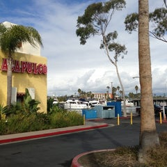 Photo taken at Acapulco Mexican Restaurant by Jack S. on 11/17/2012