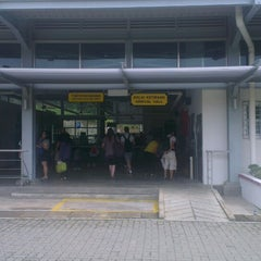 Photo taken at Redang Island Airport (RDN) by Sy M. on 7/5/2013