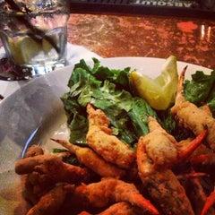 Photo taken at Charleston Crab House by Lauren C. on 2/7/2013