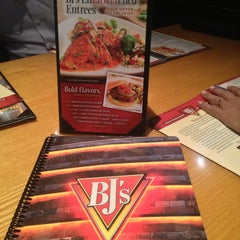 Photo taken at BJ's Restaurant and Brewhouse by Ashwin V. on 5/24/2013