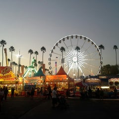 Photo taken at L.A. County Fair by Tina J. on 9/20/2013