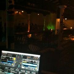 Photo taken at Muza Restaurant & Lounge by Jeffrey R. on 9/14/2012