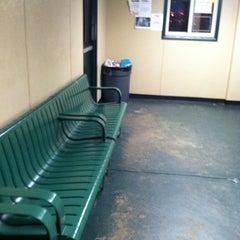 Photo taken at Bieber Bus Terminal by Sara H. on 12/24/2012