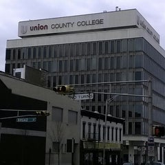 Photo taken at Union County College - Elizabeth Campus by Julian G. on 2/12/2013