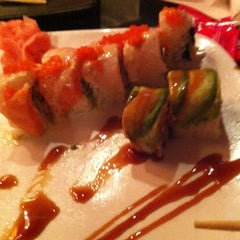 Photo taken at Kono Hibachi & Sushi Bar by Erica P. on 10/13/2012