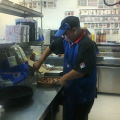 Photo taken at Domino's Pizza by Leiatonia N. on 11/25/2012