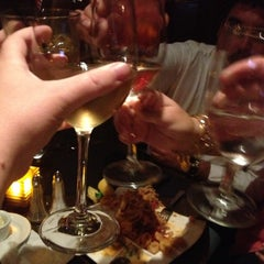 Photo taken at Ruth's Chris Steak House by Crystal B. on 5/26/2013