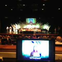Photo taken at Calvary Church by Brian L. on 5/5/2013