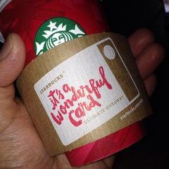 Photo taken at Starbucks by Arnold M. on 11/1/2014