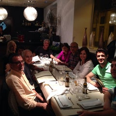 Photo taken at Lagar Restaurant by Alfons on 5/10/2014