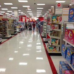Photo taken at Target by Euri A. on 5/6/2013