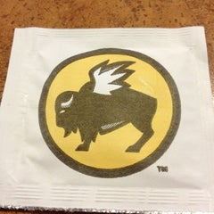 Photo taken at Buffalo Wild Wings by Emily B. on 10/3/2012
