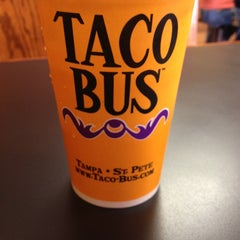 Photo taken at Taco Bus by Emily B. on 12/18/2012