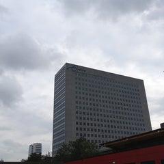 Photo taken at Erasmus University Rotterdam (EUR) by Arjan V. on 10/2/2012