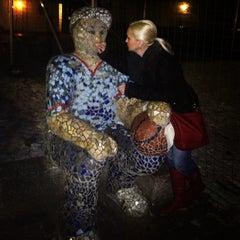Photo taken at Tegel-Center by Aga on 2/17/2013