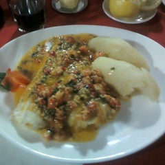 "Photo taken at Restaurant ""Donde el Gordito"" by Alfonso V. on 3/11/2013"