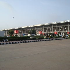 Photo taken at Sardar Vallabhbhai Patel International Airport by Kenji K. on 9/17/2012