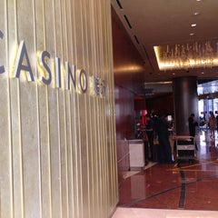 Photo taken at Marina Bay Sands Casino by mash on 1/5/2013