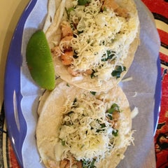 Photo taken at Flaco's Tacos by Eric L. on 12/31/2012