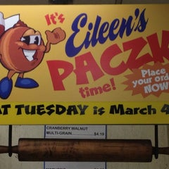 Photo taken at Eileen's Centerview Bakery by Christopher W. on 2/25/2014