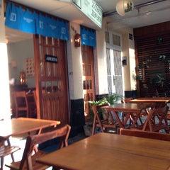 Photo taken at Deusimar Sushi by Rodrigo T. on 12/27/2013