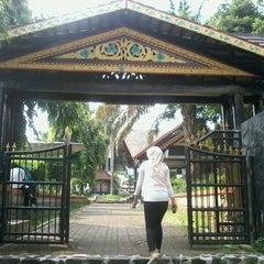 Photo taken at Taman Mini Indonesia Indah (TMII) by Acho K. on 5/19/2013