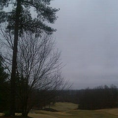 Photo taken at Hamilton Mill Golf Club by Ruth B. on 1/13/2013