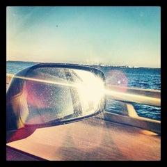 Photo taken at Gandy Bridge by Robyn S. on 3/1/2014