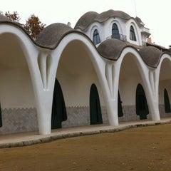 Photo taken at Parc de Sant Jordi by Òscar A. on 11/25/2012