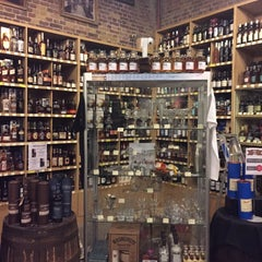 Photo taken at The Whisky Exchange by Bamdad D. on 9/8/2015