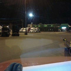 Photo taken at Petro Travel Plaza by Keith W. on 12/6/2012
