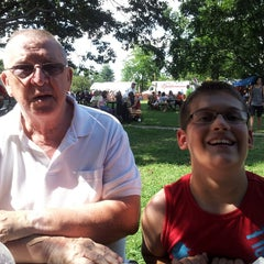 Photo taken at Dundalk Heritage Fair by Machelle Z. on 6/29/2013