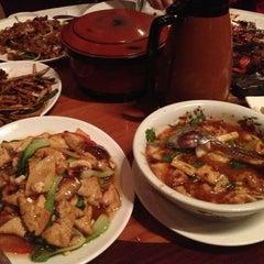 Photo taken at Liu Fu Chinese by Yuqing L. on 1/2/2013
