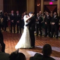 Photo taken at Hilton Garden Inn - Nicotra's Ballroom by Jenn F. on 5/23/2015