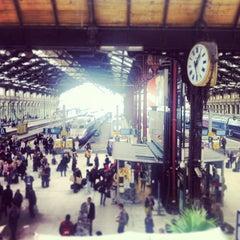 Photo taken at Gare SNCF de Paris Lyon by J'm L. on 5/28/2013