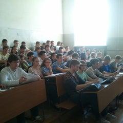 Photo taken at ВГУ by Tatiana C. on 5/29/2013