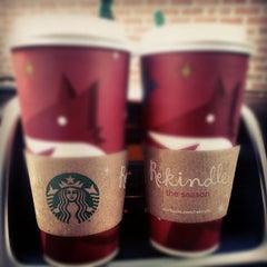Photo taken at Starbucks by Christopher V. on 11/17/2012
