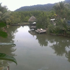 Photo taken at The Spa Koh Chang Resort by Elena S. on 11/6/2012