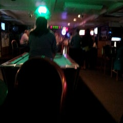 Photo taken at Play Station Pub by Tracy on 1/26/2013