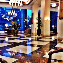 Photo taken at JW Marriott Hotel by Gustavo T. on 10/2/2012