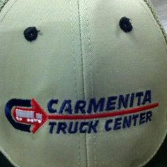 Photo taken at Carmenita Truck Center by Jose G. on 10/12/2012