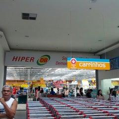 Photo taken at Hiper DB by Ricardo G. on 9/22/2012