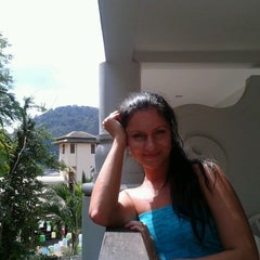 Photo taken at Leelawadee Boutique Hotel Phuket by Anna B. on 1/18/2013