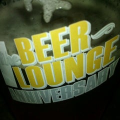 Photo taken at The Beer Lounge by Miguemora89 on 12/1/2012
