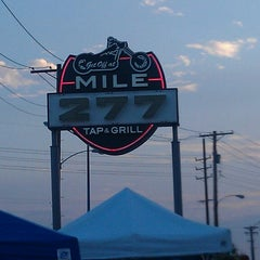 Photo taken at Mile 277 Tap & Grill by Gordon A. on 9/18/2013