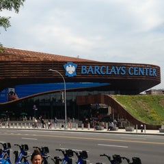 Photo taken at Barclays Center by Даниял on 6/16/2013